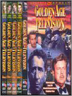 Golden Age Of Television 1-5 (5 Disc) (DVD) (Black & White)