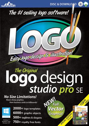 Logo Design Studio Pro SE - Windows