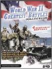 Greatest Battles of WWII, Vol. 2 (DVD) (Black & White) 2008