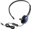 Rocketfish - Gaming Chat Headset for PlayStation 4 - Black