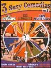 3 Sexy Comedias Mexicanas 1 (3 Disc) (DVD)
