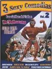 3 Sexy Comedias Mexicanas 2 (3 Disc) (DVD)