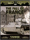 The War File: Tanks! - The Fall of France (DVD)