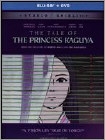 The Tale of the Princess Kaguya (Blu-ray Disc) (3 Disc) (Eng/Japanese/Fre) 2013