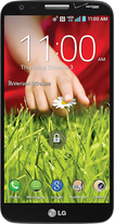 LG - G2 4G LTE with 32GB Memory Cell Phone - Black (Verizon Wireless)