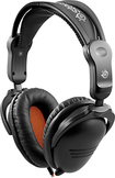 SteelSeries - 3H V2 On-Ear Gaming Headset - Black/Orange