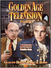 Golden Age Of Television 6 (DVD) (Black & White)