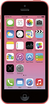 Apple - iPhone 5c 32GB Cell Phone - Pink (Sprint)