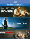 The Fighter/shooter/four Brothers [3 Discs] [blu-ray] 1725427
