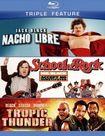 Nacho Libre/school Of Rock/tropic Thunder [3 Discs] [blu-ray] 1725507