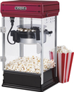 Waring Pro - 10-Cup Popcorn Maker - Red/Black
