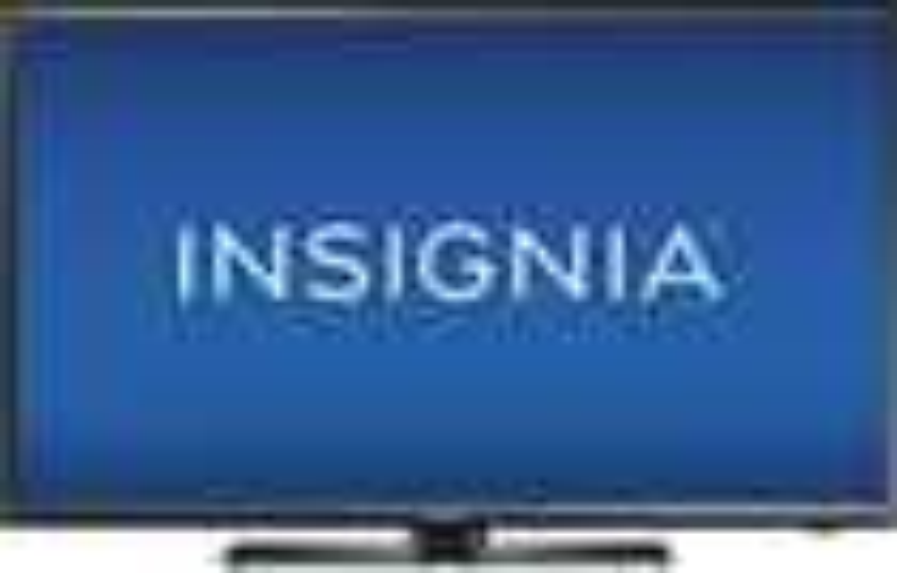 "Insignia - 40"" Class (40"" Diag.) - LED - 1080p - HDTV - Black"