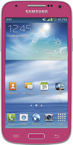 Samsung - Galaxy S 4 Mini 4G Cell Phone - Pink (AT&T)