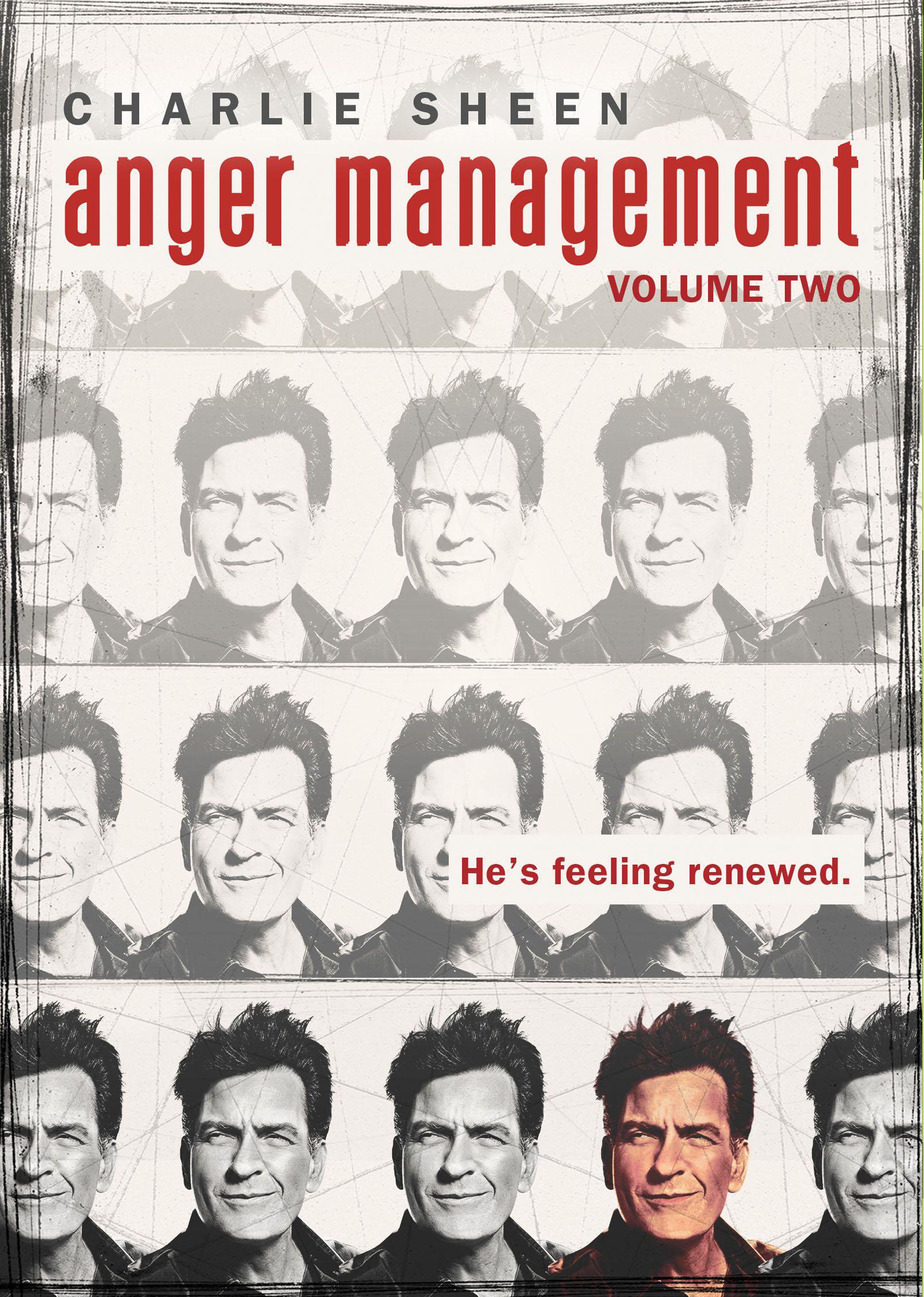 Anger Management, Vol. 2: Episodes 11-32 [3 Discs] (dvd) 1730235