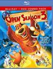 Open Season 3 [2 Discs] [blu-ray/dvd] 1732188