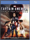 Captain America: The First Avenger (Blu-ray Disc) 2011