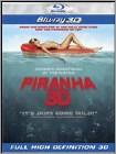 Piranha (Blu-ray 3D) (3-D) (Enhanced Widescreen for 16x9 TV/3D) (Eng) 2010