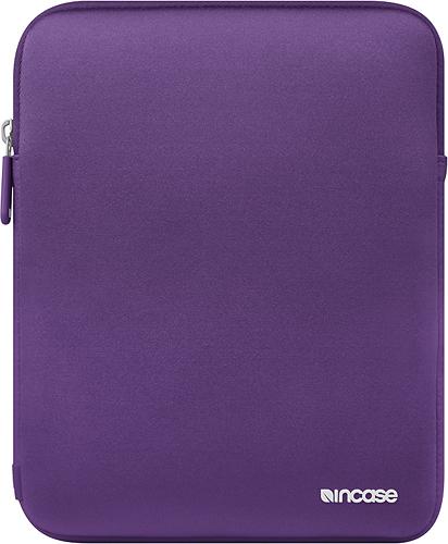 Incase - Sleeve for Select Apple® iPad® Models - Aubergine
