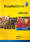 Rosetta Stone Version 4 TOTALe: Vietnamese Level 1 - Mac|Windows