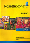 Rosetta Stone Version 4 TOTALe: Filipino (Tagalog) Level 1 - Mac|Windows