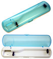 iTouchless - Travel UV Toothbrush Sanitizer and Holder