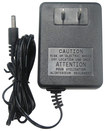 iTouchless - AC Power Adapter for Select iTouchless Sensor Trash Cans - Black