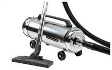 MetroVac Metro Professionals Canister Vacuum Stainless-Steel ADM-4SFV