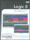 Musicpro Guides: Logic 8 - Advanced Level (DVD) (Eng) 2008