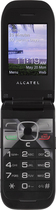 TRACFONE - Alcatel A392G No-Contract Cell Phone - Black