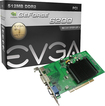 EVGA - GeForce 6200 512MB DDR2 PCI Graphics Card - Multi