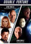 Star Trek: Insurrection/star Trek: Nemesis [2 Discs] (dvd) 1737873