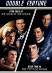 Star Trek Iii: The Search For Spock/star Trek Iv: The Voyage Home [2 Discs] (dvd) 1737882