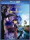 Coraline (Blu-ray 3D) (3-D) (Enhanced Widescreen for 16x9 TV/3D) (Eng/Spa/Fre) 2009