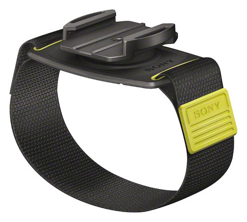 Sony - Wrist Mount - Black