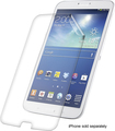 ZAGG - InvisibleSHIELD Screen Protector for Samsung Galaxy Tab 3 8.0 - Clear