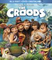 The Croods [2 Discs] [includes Digital Copy] [blu-ray/dvd] 1739025