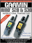 Garmin Rino 520, 530, 520HCX and 530HCX (DVD)