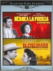 Heroe A La Fuerza & Pistolero Desconocido (DVD)