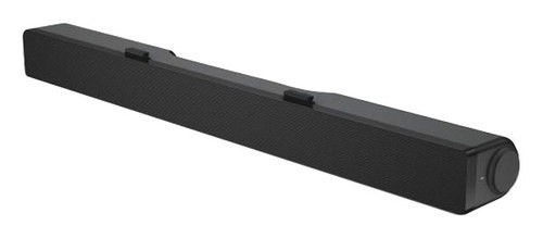 Dell - AC511 1.0-Channel Wired USB Soundbar (1-Piece)