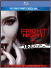 Fright Night 2: New Blood (Blu-ray Disc) (2 Disc) (Unrated) 2013