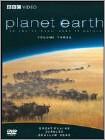 Planet Earth, Vol. 3: Great Plains/Jungles/Shallow Seas (DVD) (Enhanced Widescreen for 16x9 TV) (Eng)