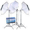 RPS Studio - 1500W 3-Umbrella Light Kit