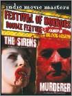 Festival of Horrors, Vol. 1: Sirens/Murderer (DVD) (Widescreen) (Eng)