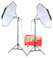 RPS Studio - 1000W 2-Umbrella Light Kit