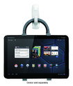 """Sumdex - SpinWork-U Stand for Most 8.9"""" to 10"""" Tablets - Black"""