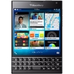 BlackBerry - Passport 4G Cell Phone (Unlocked) - Black