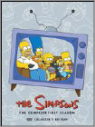 Simpsons: The Complete First Season [3 Discs] (Boxed Set) (DVD)