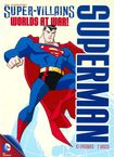 Superman Super-villains: Worlds At War! (dvd) 1749695