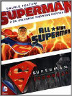 DCU SUPERMAN DOUBLE FEATURE (2PC) / (2PK ECOA) (DVD) (2 Disc) (Eng/Fre/Spa)