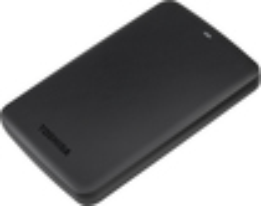 Toshiba - Canvio Basics 2TB External USB 3.0 Portable Hard Drive - Black